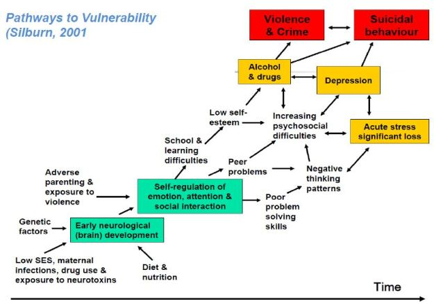 pathways to vulnerability